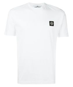 Stone Island | Logo Patch T-Shirt Small Cotton