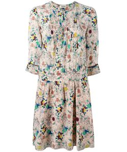 Zadig & Voltaire   Print Dress Small Silk/Spandex/Elastane
