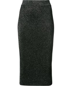 Cushnie Et Ochs | Fitted Midi Skirt Size Large