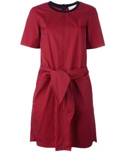 3.1 Phillip Lim | Tie Front Dress 2 Silk/Cotton/Viscose/Spandex/Elastane