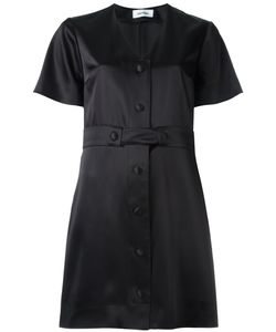 Courreges | Courrèges V-Neck Shirt Dress Size