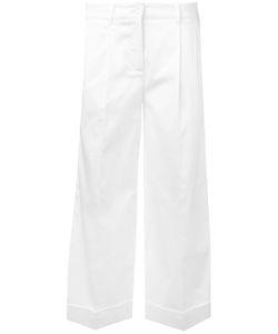 P.A.R.O.S.H. | P.A.R.O.S.H. Side Stripes Cropped Trousers