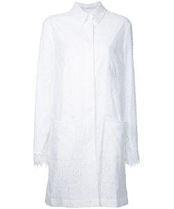 MSGM | Lace Midi Coat 44