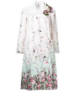 Antonio Marras | Printed Coat 48 Cotton/Linen/Flax
