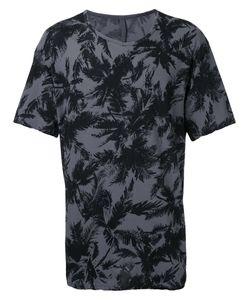 KAZUYUKI KUMAGAI | Leaves Print T-Shirt