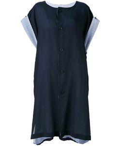 Y'S | Buttoned Kaftan Dress 1
