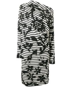 Vivienne Westwood Anglomania | Draped Dress Large Cotton