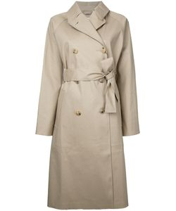 MACKINTOSH | Raglan Sleeve Trench Coat