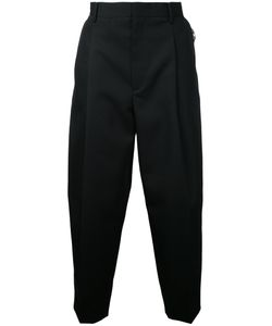 JUUN.J | Cropped Tailo Trousers 44 Wool