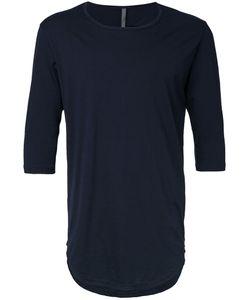 KAZUYUKI KUMAGAI   Curved Hem T-Shirt