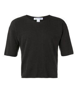 Comme Des Garcons | Comme Des Garçons Shirt Cropped T-Shirt Size Small