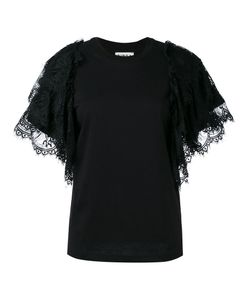 Ainea | Ruffle Sleeve T-Shirt Size 44