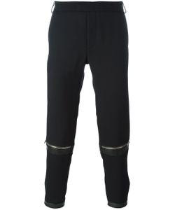 Les Hommes | Zip Detail Trousers