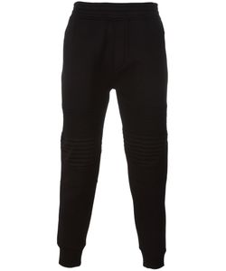 Neil Barrett | Piped Track Pants Small Lyocell/Cotton/Spandex/Elastane