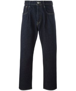 GANRYU COMME DES GARCONS | Straight-Leg Jeans Large Cotton