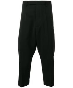 Rick Owens | Astaire Trousers 50 Cotton/Virgin Wool/Spandex/Elastane/Cupro