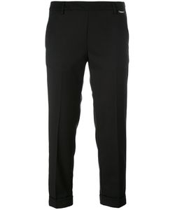 Twin-set | Cropped Trousers 42