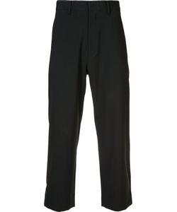 SECOND/LAYER | Tailo Cropped Trousers 36 Cotton/Spandex/Elastane/Virgin Wool