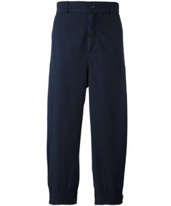 Henrik Vibskov | Cropped High Waisted Trousers Size Medium