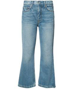 GRLFRND | Linda Pop Crop Jeans Size 28