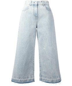MSGM | Fla Cropped Jeans 42 Cotton