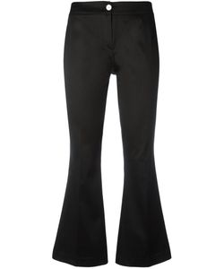 Ultràchic | Flared Cropped Trousers 46