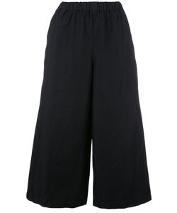 COMME DES GARCONS COMME DES GARCONS | Comme Des Garçons Comme Des Garçons Wide-Legged Cropped Trousers