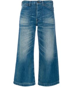 Polo Ralph Lauren | Wide-Legged Cropped Jeans
