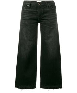 SIMON MILLER | Cropped Frayed Jeans 27 Cotton