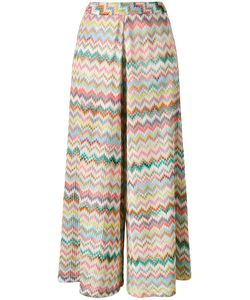 Missoni | Mare Knitted Flared Trousers
