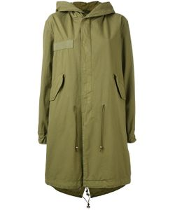 MR & MRS Italy | Hooded Parka Coat