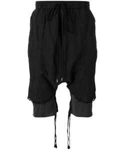 Army Of Me | Drop-Crotch Shorts