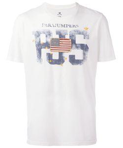 Parajumpers | Flag Patch T-Shirt Large Cotton