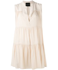 Erika Cavallini | Sleeveless Tier Dress