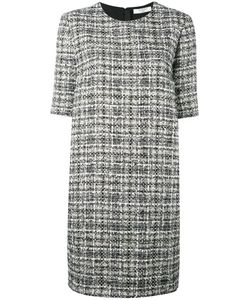 Lanvin | Tweed Shift Dress 40