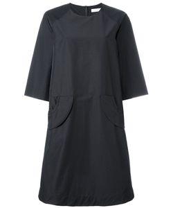 Peter Jensen | Pocket Smock Dress Xs Cotton/Polyamide
