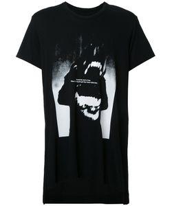 JULIUS | Text Print T-Shirt Size 4