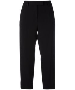 Alberto Biani | Flap Pocket Cropped Trousers Size 46