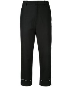 Bassike   Contrast Detail Pants