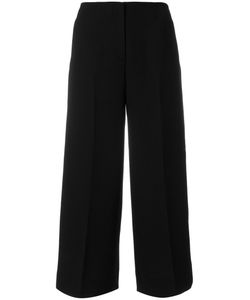 Ql2 | Wide Leg Cropped Pants Women