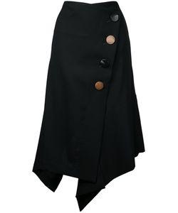 Eudon Choi | Asymmetric Skirt Size 10