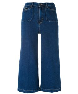 Calvin Klein Jeans | Укороченные Широкие Джинсы