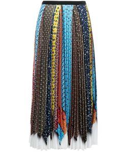 Mary Katrantzou | Animal Ties Uni Skirt 10 Polyester