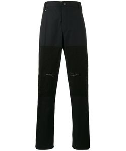 Lanvin | Patch Straight-Leg Trousers Size 46