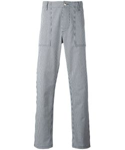 Maison Kitsune | Maison Kitsuné Striped Trousers Size 32