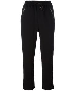 3.1 Phillip Lim | Cropped Track Pants Large Cotton