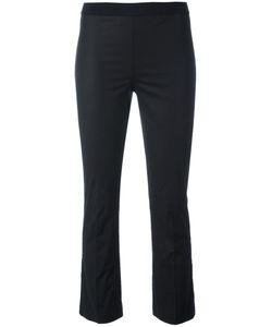 Twin-set | Cropped Trousers 38 Cotton/Spandex/Elastane