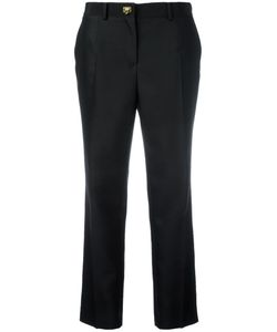 Salvatore Ferragamo | Cropped Trousers Size 46