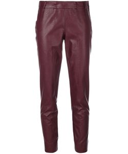 Kiltie | Cropped Trousers Women 42