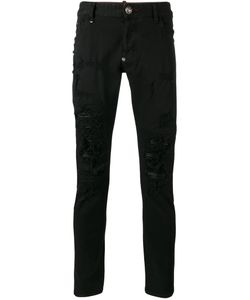Philipp Plein | Distressed Skinny Jeans Size 33